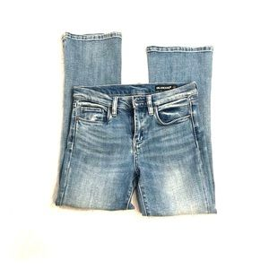 Blank nyc 26 cropped jeans